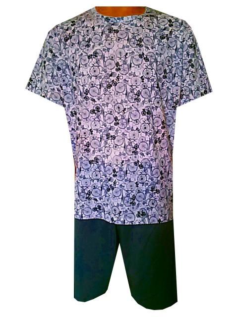 Pánské Pyžamo Krátké FOLTÝN PK 118 Velikost: XL
