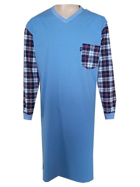 Pánská Noční Košile FOLTÝN NK62 Velikost: XL