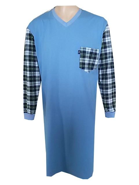 Pánská Noční Košile FOLTÝN NK63 Velikost: S