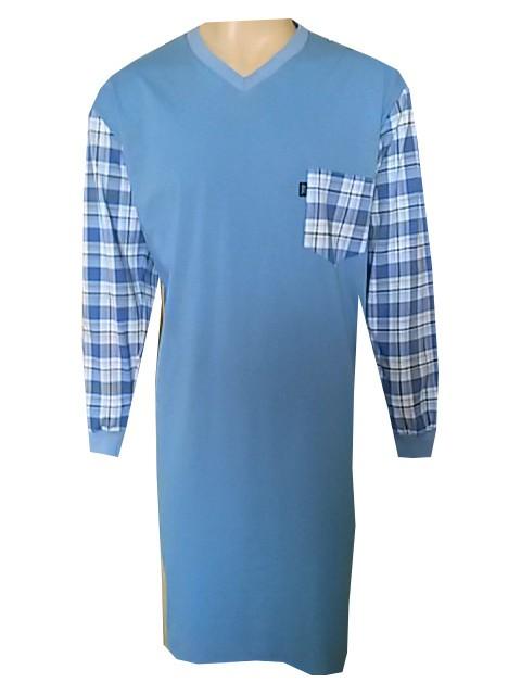Pánská Noční Košile FOLTÝN NK61 Velikost: XL