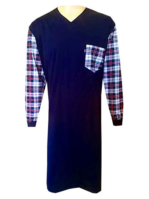 Pánská Noční Košile FOLTÝN NK56 Velikost: S