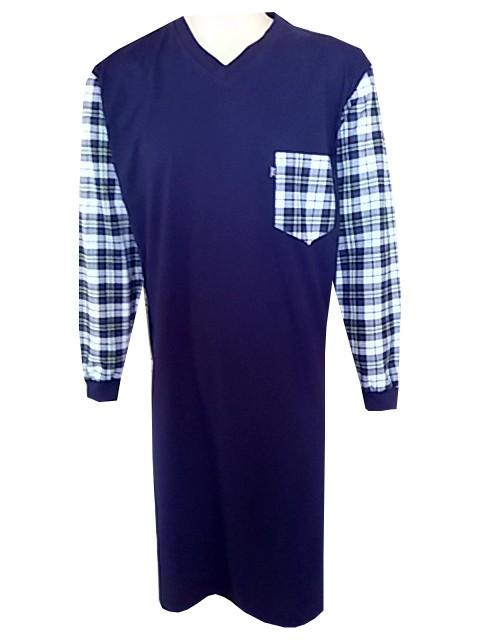 Pánská Noční Košile FOLTÝN NK54 Velikost: S