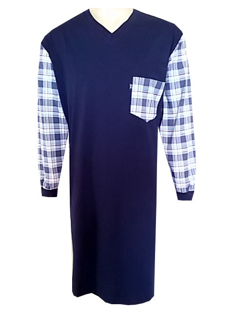 Pánská Noční Košile FOLTÝN NK53 Velikost: S