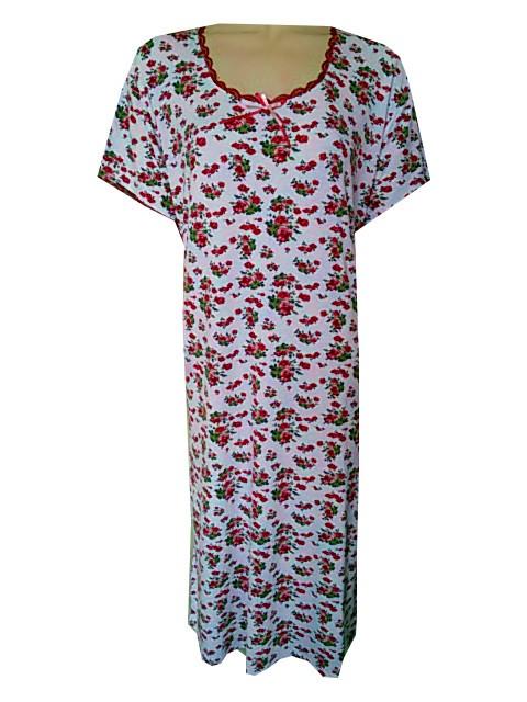 Dámská Noční Košile Cocoon Secret COC 1851 KG Velikost: XL