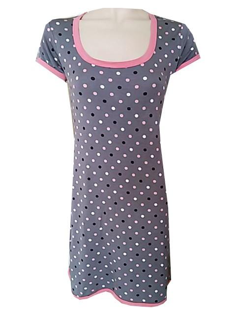 Dámská Noční Košile Cocoon Secret COC 860 KG Velikost: XL