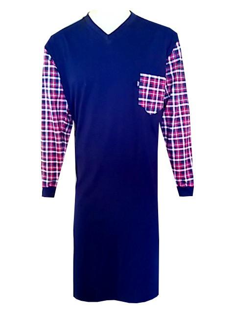 Pánská Noční Košile FOLTÝN NK35 Velikost: XL