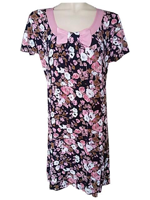 Dámská Noční Košile Cocoon Secret COC 1004 KG Velikost: XL