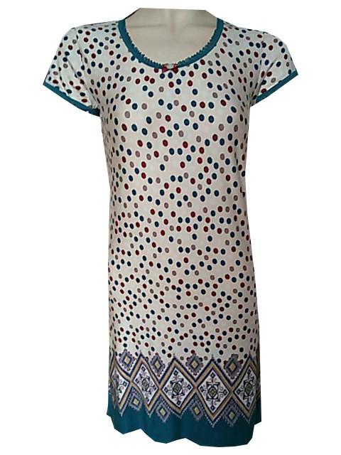 Dámská Noční Košile Cocoon Secret COC 771 KG Velikost: M