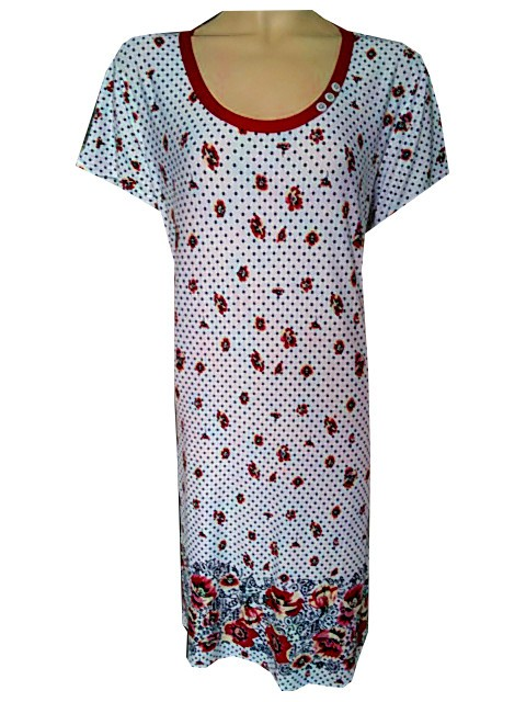 Dámská Noční Košile Cocoon Secret COC 1079 KG Velikost: XL
