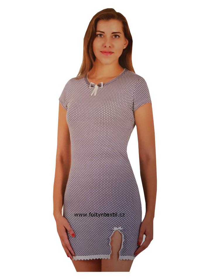Dámská Noční Košile Cocoon Secret COC 657 KG Velikost: M