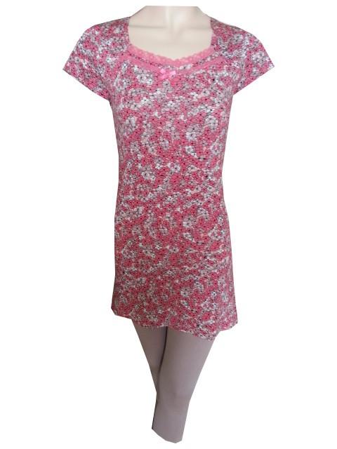 Dámská Noční Košile Cocoon Secret COC 732-TAYTK Velikost: XL