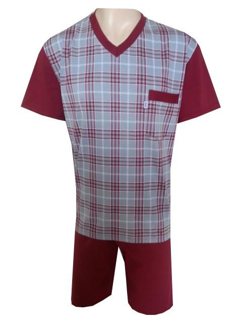 Pánské Pyžamo Krátké FOLTÝN PK 77 Velikost: XL