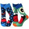 Dětské ponožky 2 páry v balení Boma Ksichtík Kluk