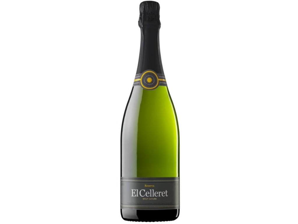 El Celleret Brut Nature Reserva