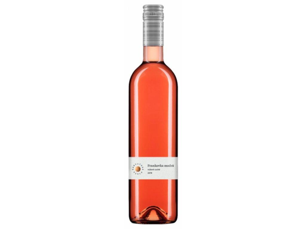 Karpatská Perla Cabernet Sauvignon rosé 2017