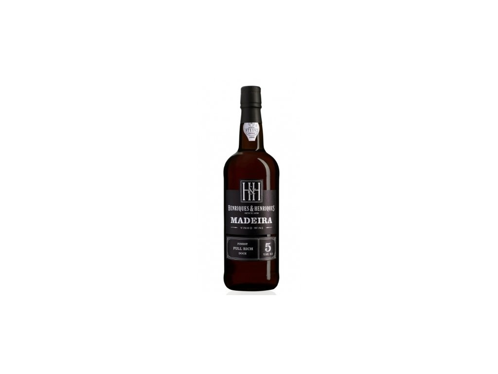 Madeira 5 years old full rich