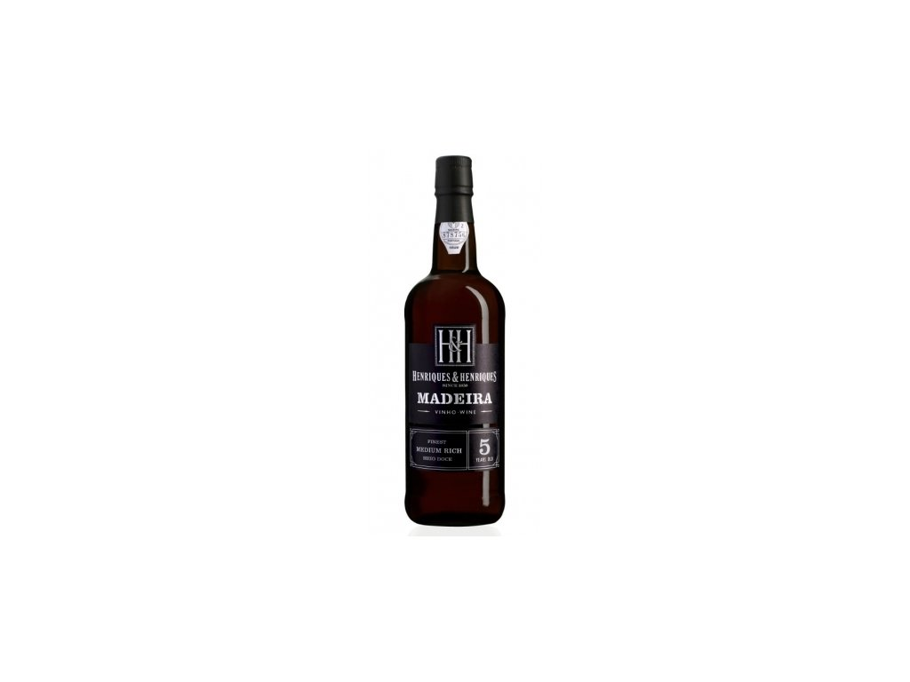 Henriques Madeira 5 years old medium rich