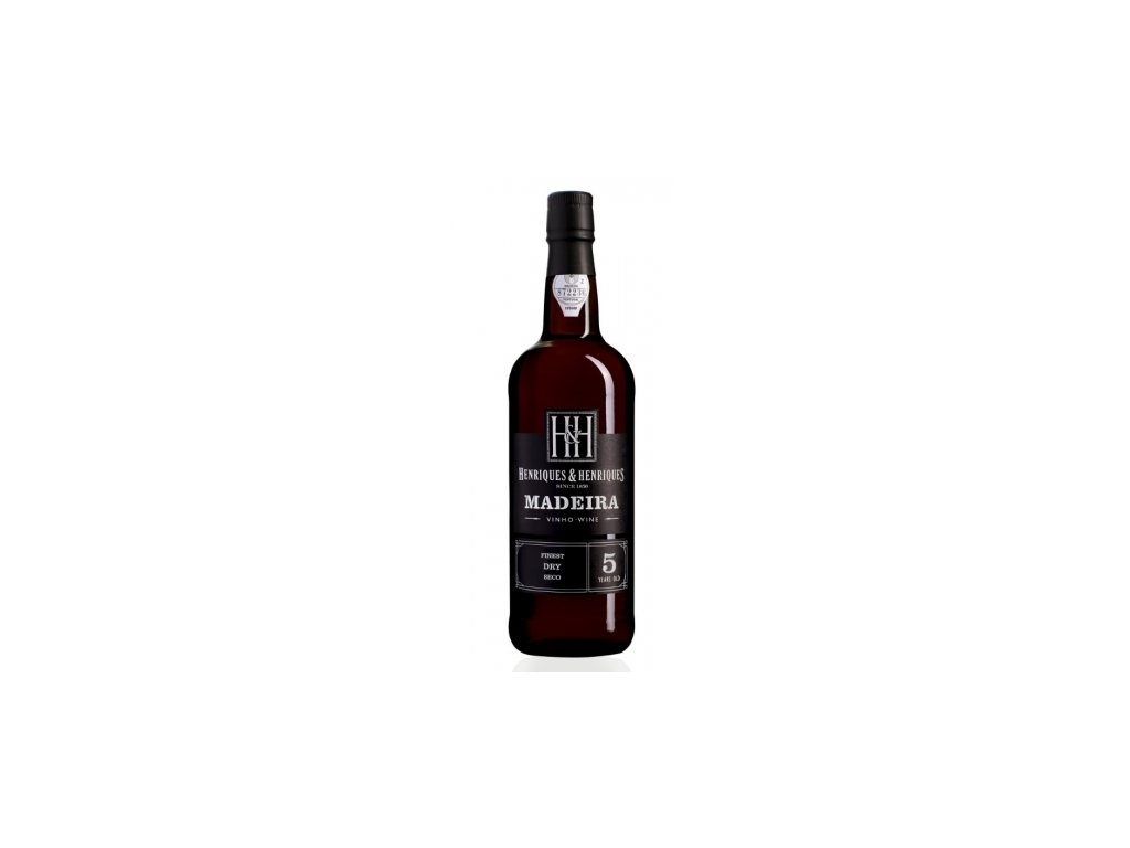 Henriques Madeira 5 years old finest dry