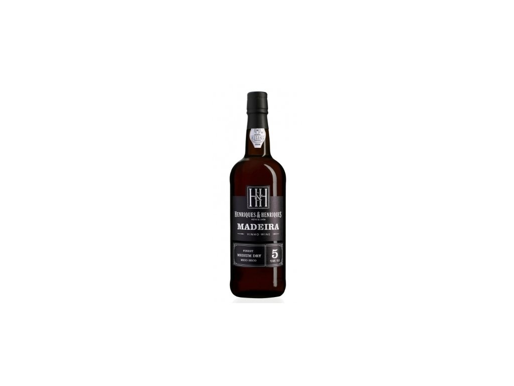 Henriques Madeira 5 years old medium dry