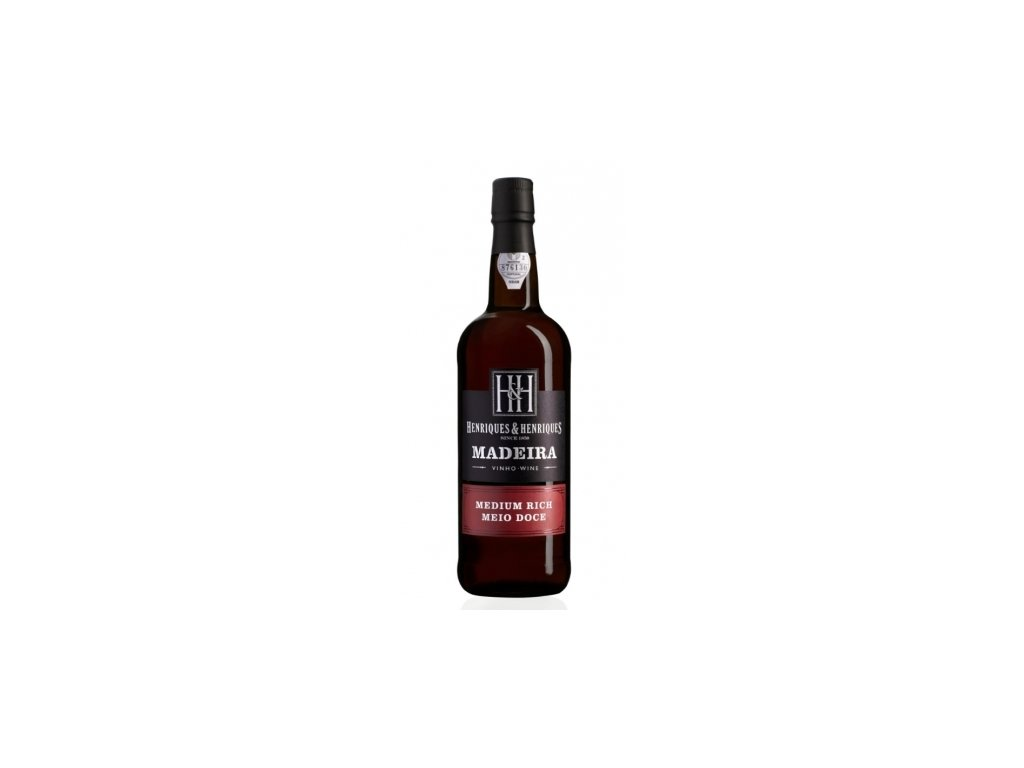 Henriques Madeira 3 years old medium rich