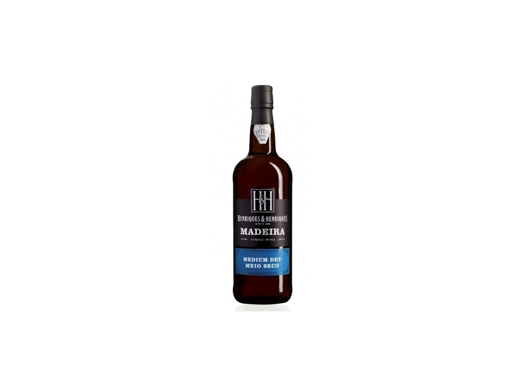 Henriques Madeira 3 years old medium dry