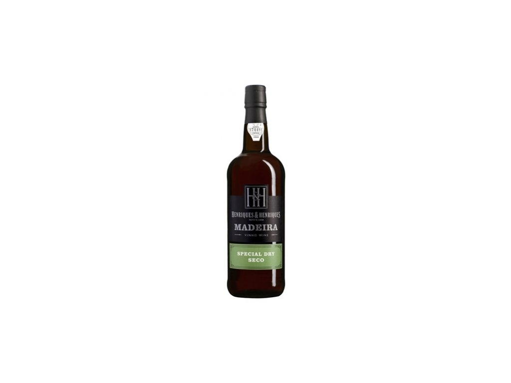 Henriques Madeira 3 years old special dry
