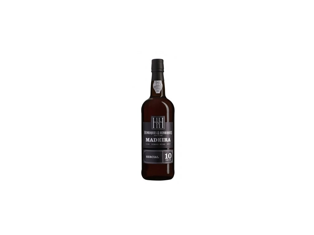 Henriques Sercial 10 years old Madeira dry