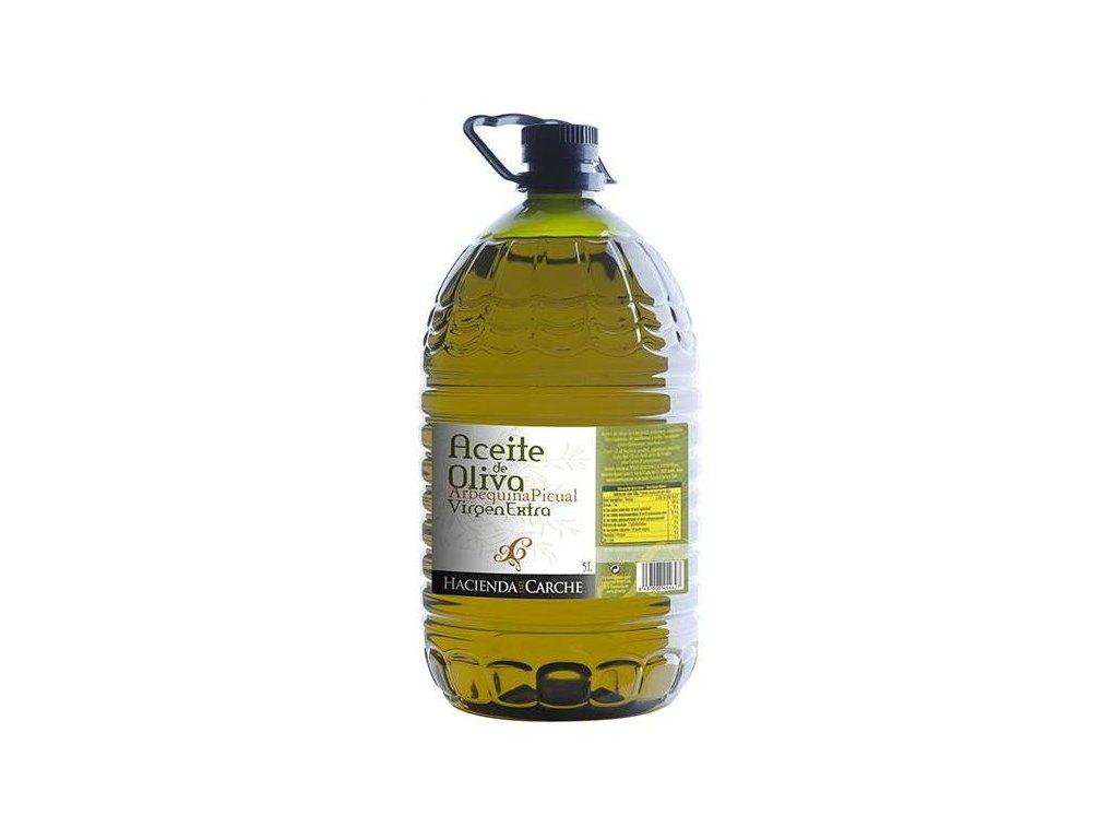 Olivový olej extra virgin Carche 2 l