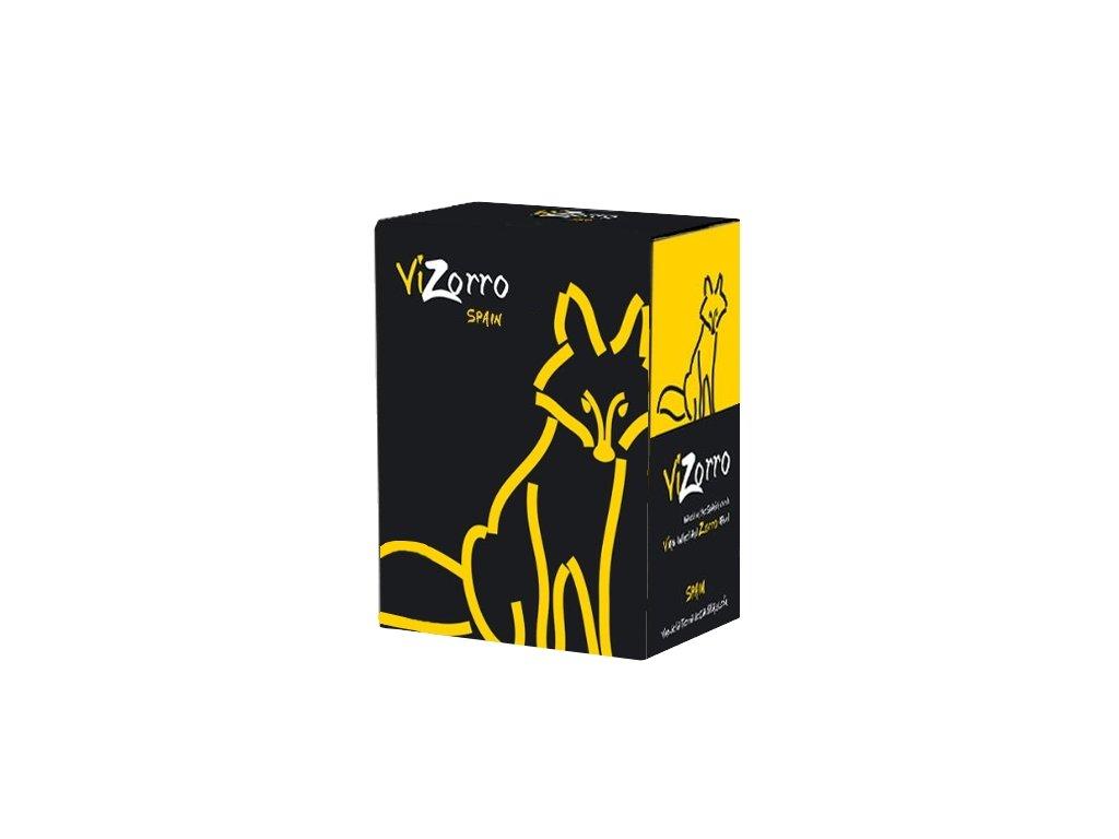 Vizorro tinto Bag-in-Box 5l