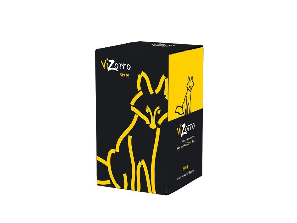 Vizorro tinto Bag-in-Box 10l