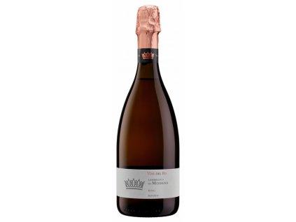 Settecani Vini del Re Lambrusco Modena Rosato