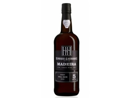 Henriques Madeira 5 years old full rich