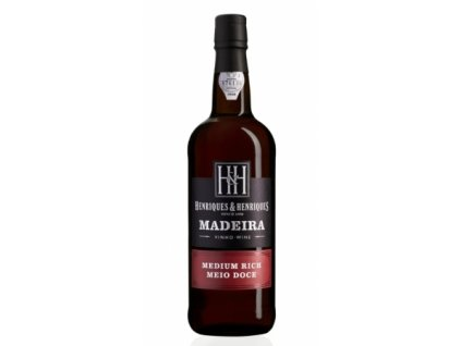 Madeira 3 years old medium rich