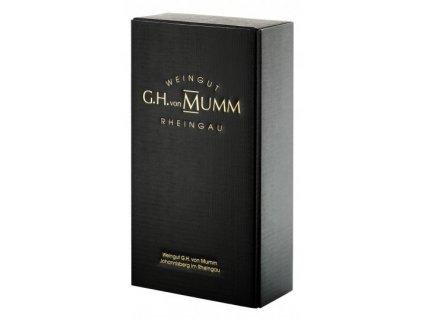 Mumm - Dárková krabička na 2 láhve