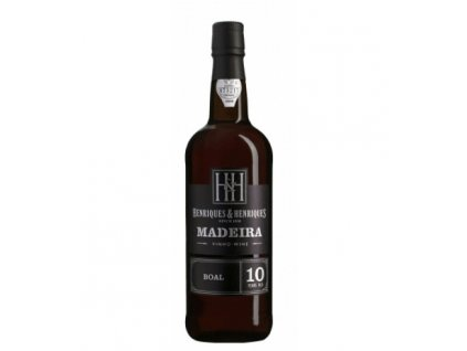 Boal 10 years old Madeira medium sweet