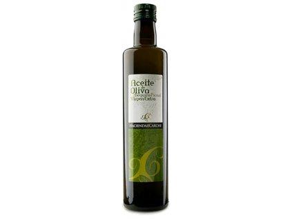 Olivový olej extra virgin Carche 0,5 l