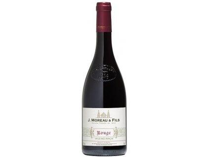 Moreau Vin de France Rouge Dry