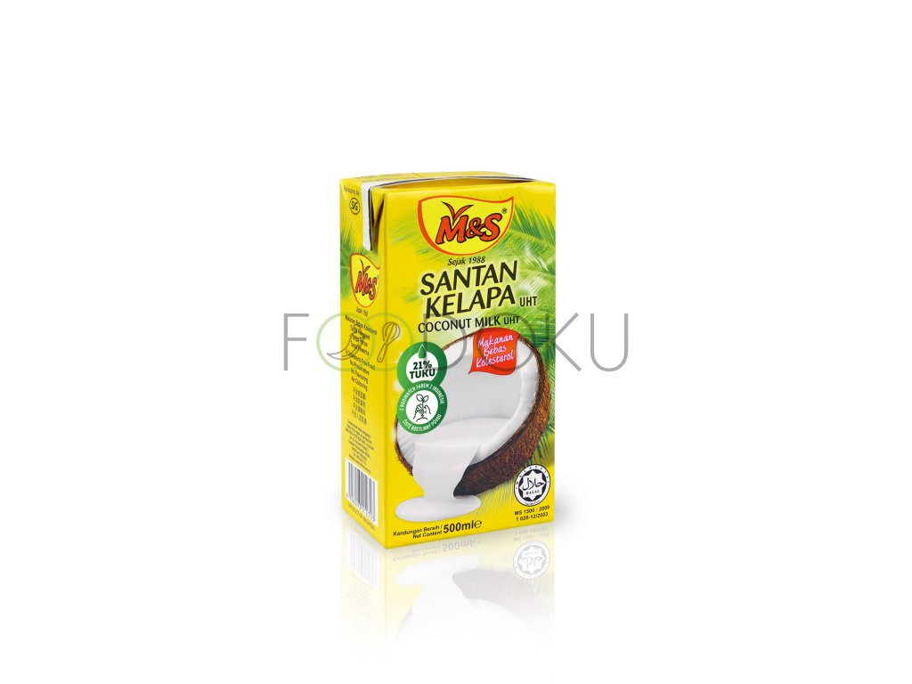 kokosove mlieko 500ml CZ new