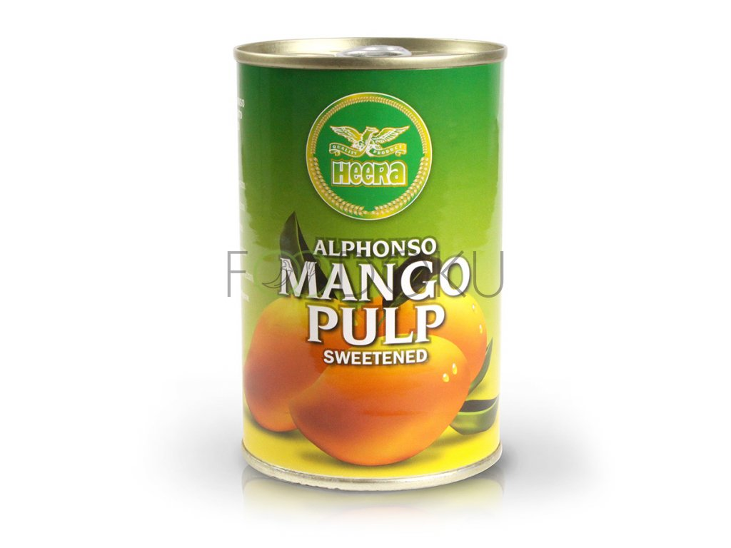 Heera Mango pulp Alphonso