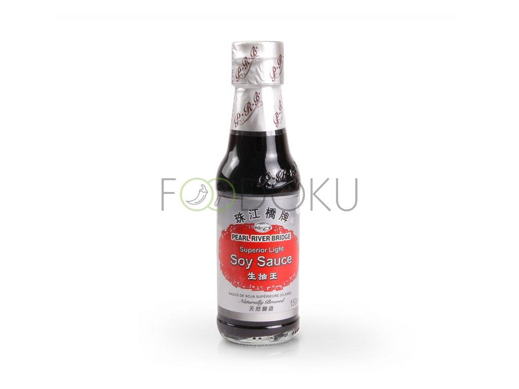 Pearl River Soya sauce light 150ml