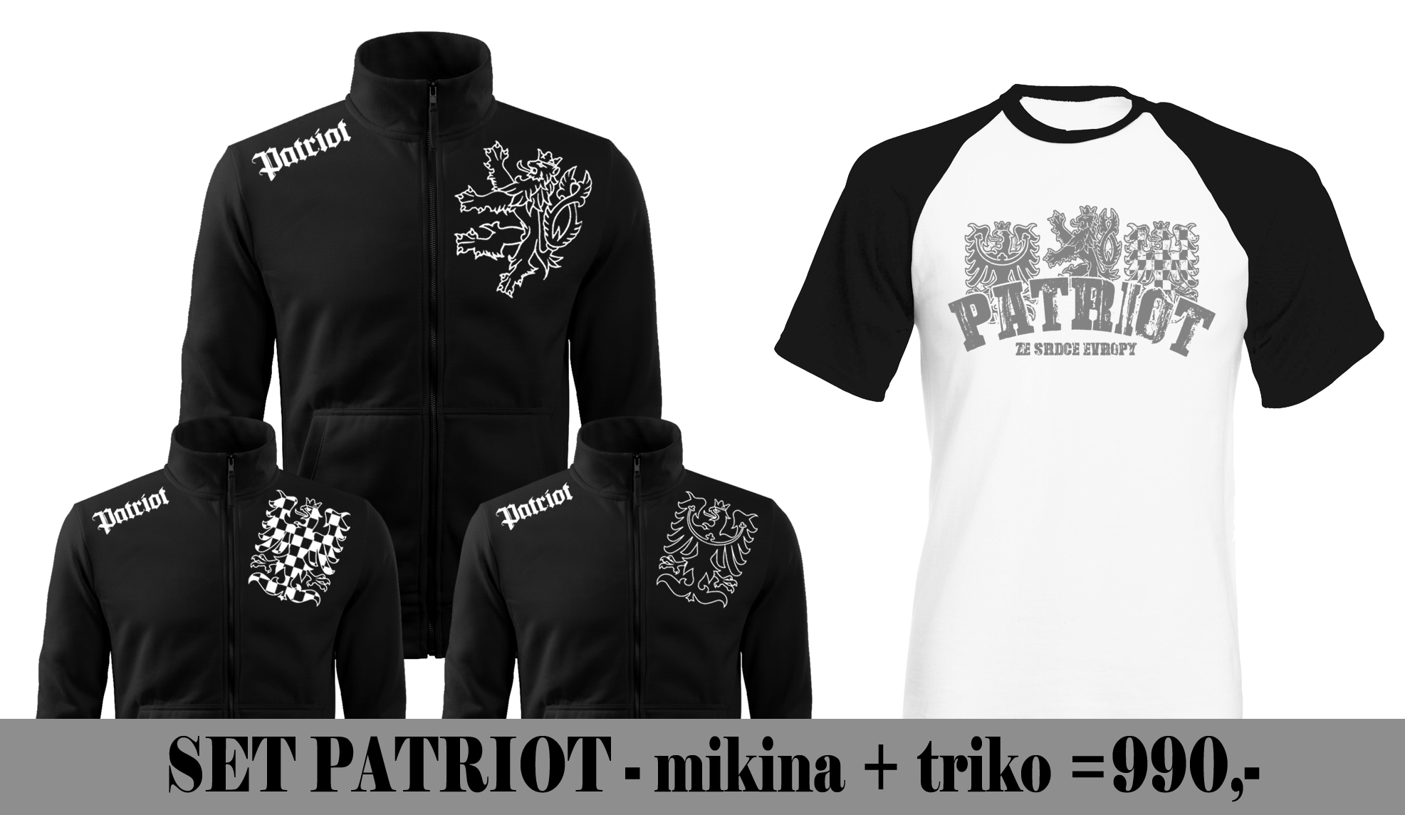set patriot 13