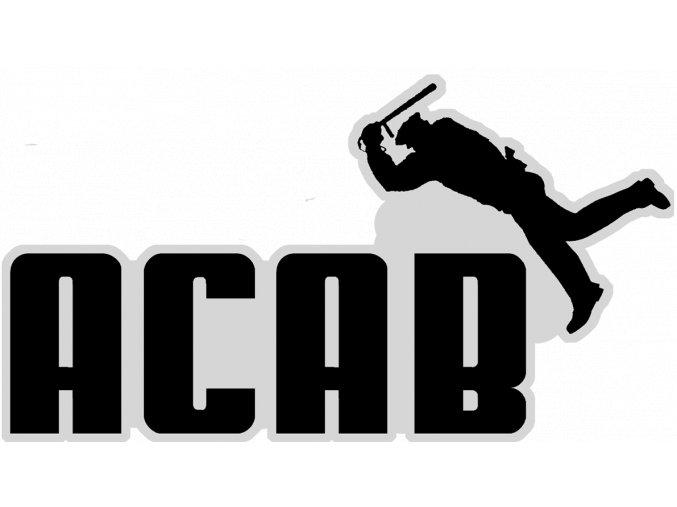 5 Ks Nálepka -  ACAB (Puma)