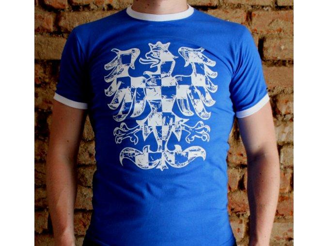 Tričko - Morava 17 (KNT) (Velikost XXL, Barvy Černá)