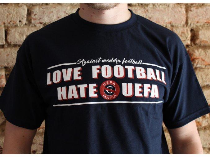 T - Hate UEFA