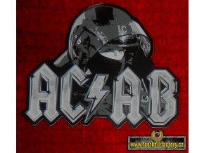 5 Ks - Nálepka - ACAB (AC/DC)