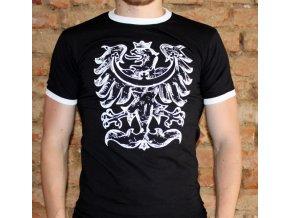 Tričko - Slezsko 17 (KNT) (Velikost XXL, Barvy Bílá)