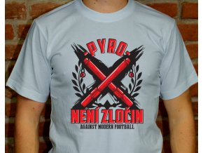 Tričko - Pyro 17