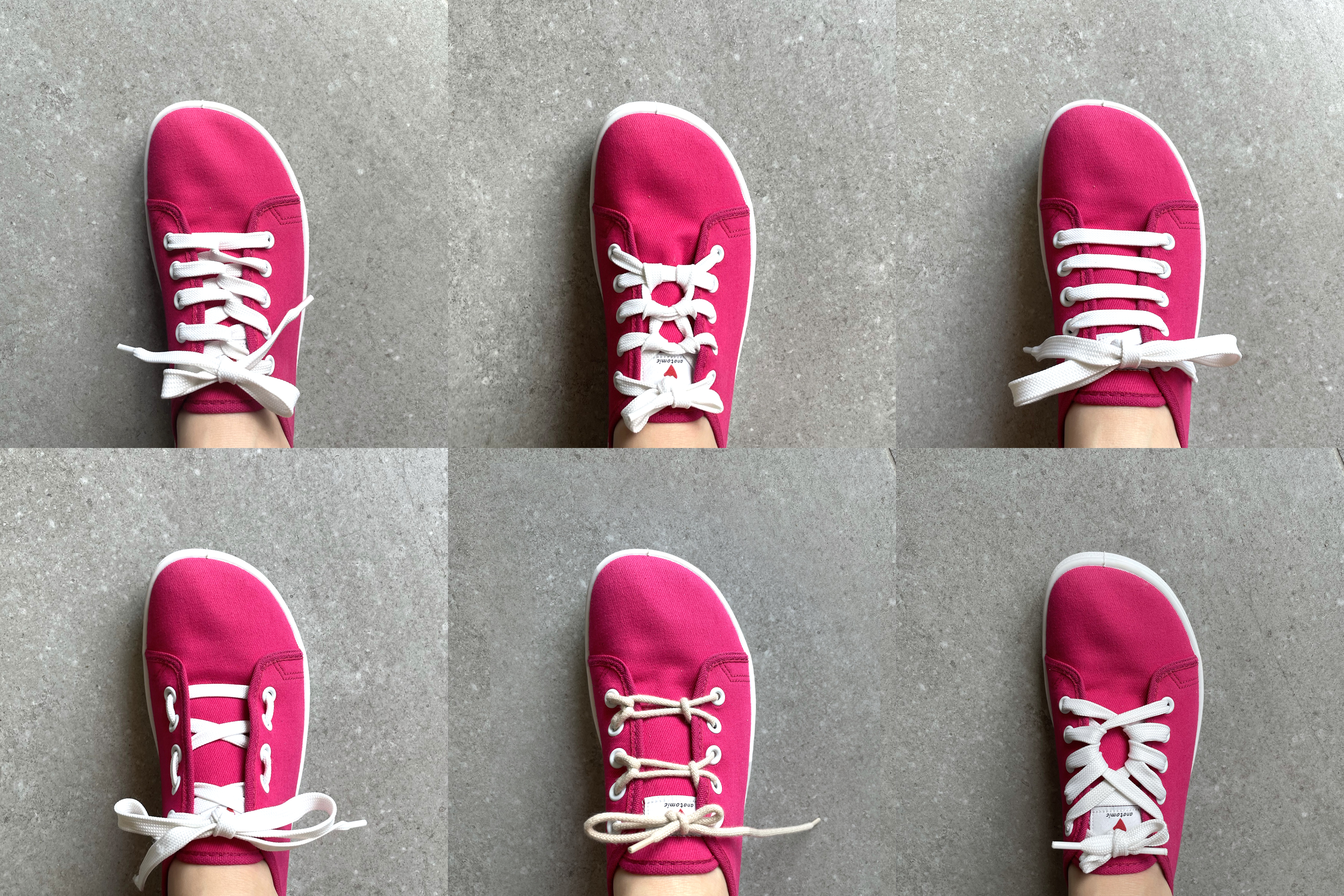 8 tips on how to tie your shoelaces