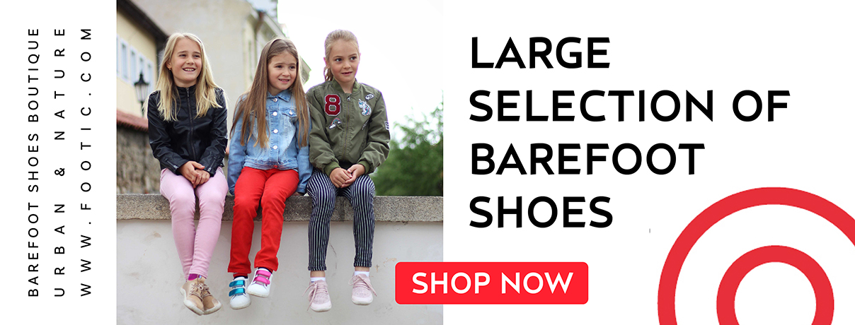 Large Selection of Barefoot Shoes