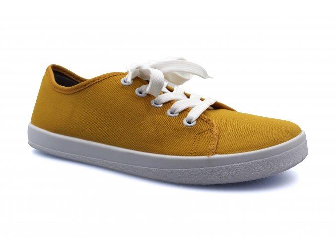 boty Anatomic All in 04 žluté s bílou podrážkou (EU size 37)